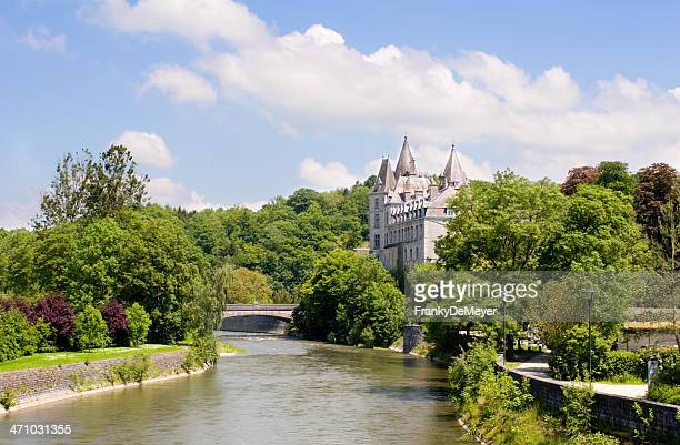 Castle of Durbuy, smallest city in Europe