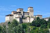 Castle of Torrechiara (Parma, Emilia-Romagna, Italy), medieval building