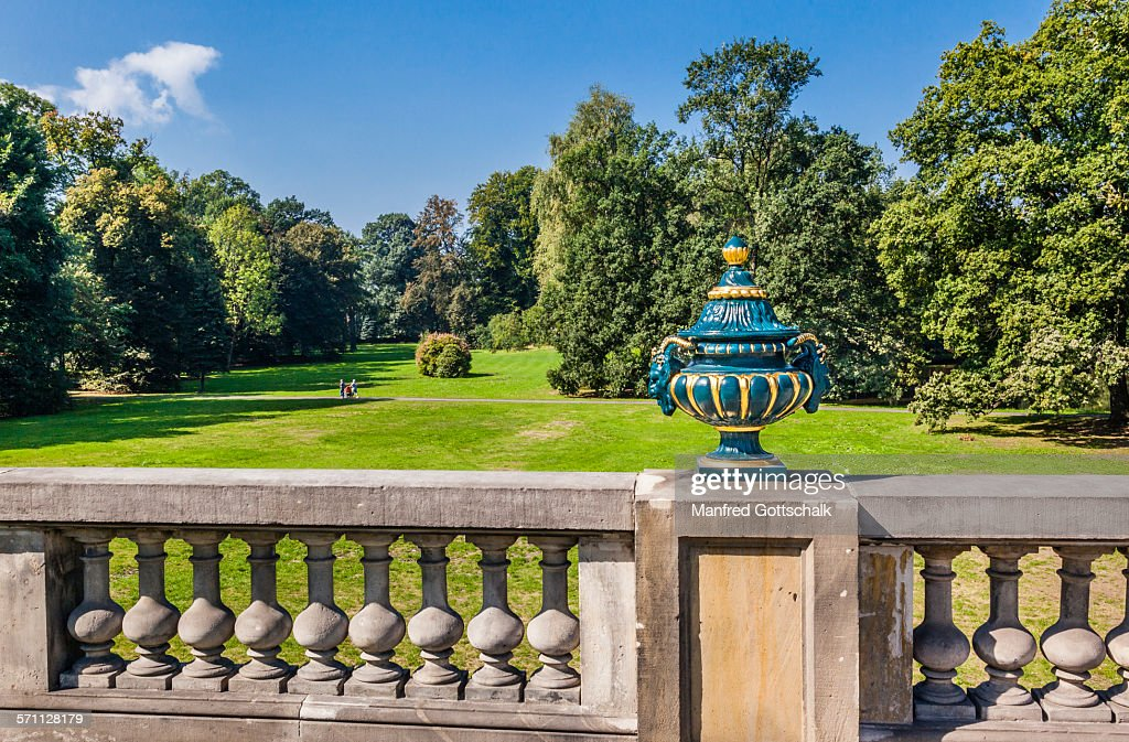 Castle Park Pless Castle