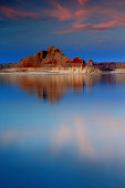 Lake Powell is part of Glen Canyon National Recreation Area in Utah.
