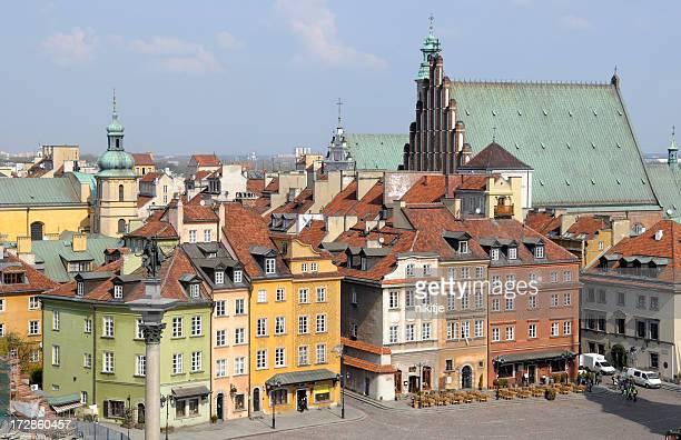 Schlossplatz in Warschau