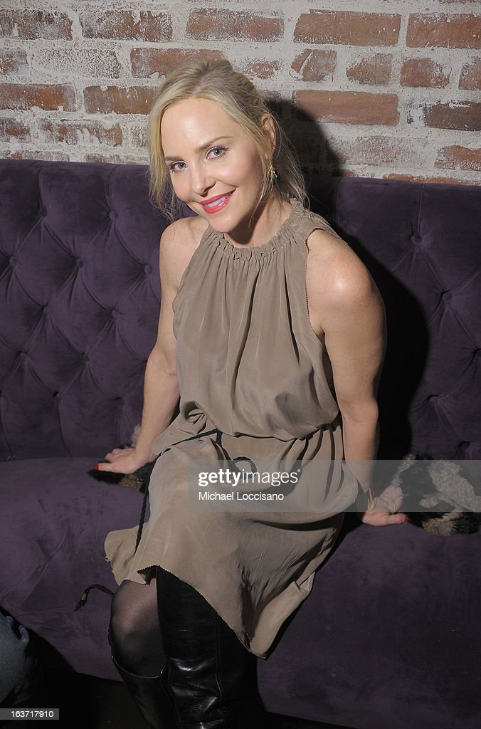 Castmember Carmindy attends the 'Playing With Fire' premiere after party at Chateau Cherbuliez on March 14, 2013 in New York City.