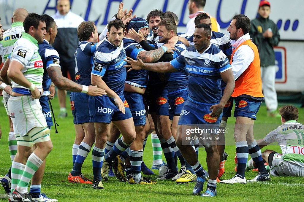 Literature review on stress and the rugby union
