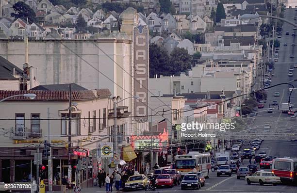 Castro Theater of San Francisco