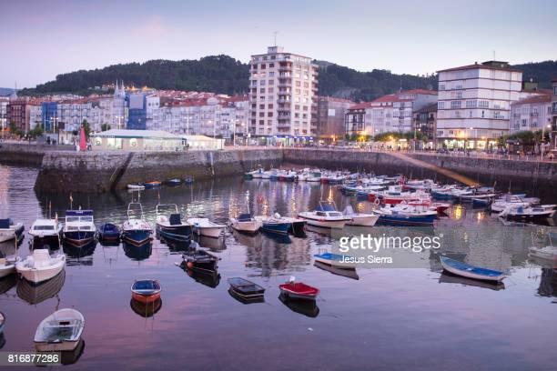 Castro Urdiales harbour