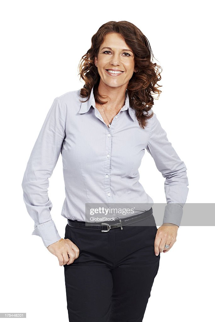 Casual business charm : Stock Photo