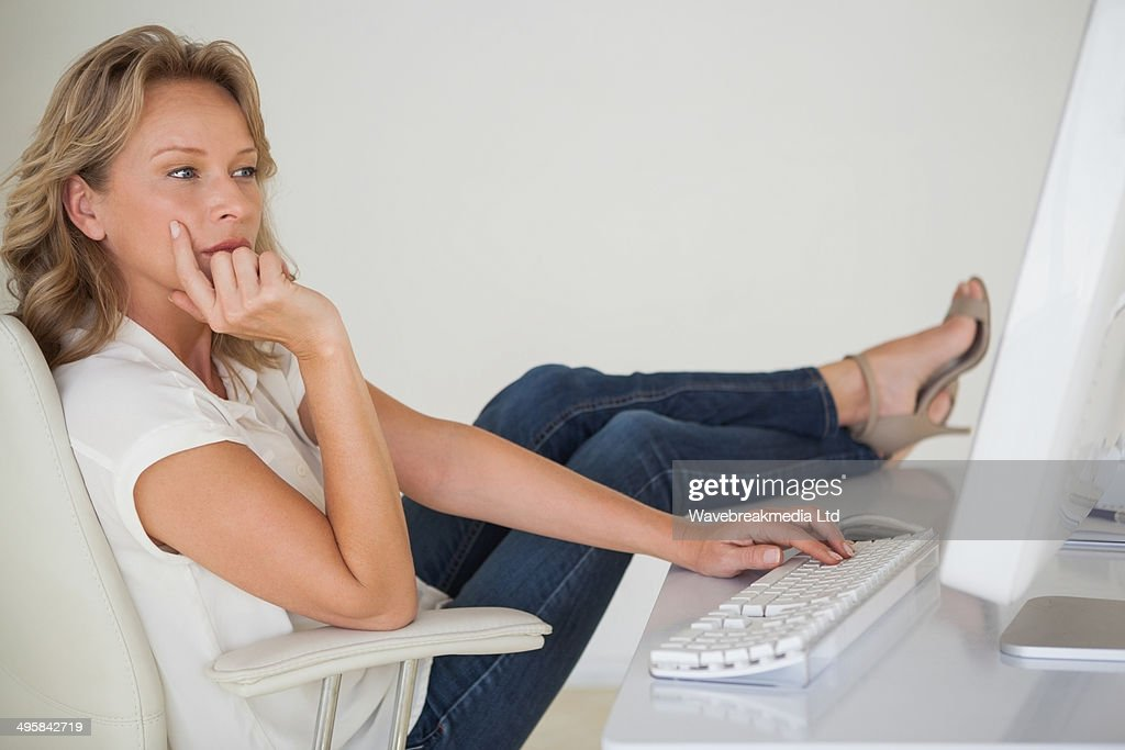 Mature Women Feet Pictures