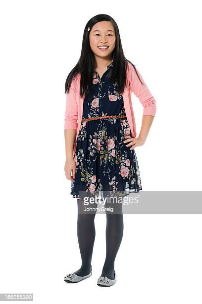 Casual Chinese Girl
