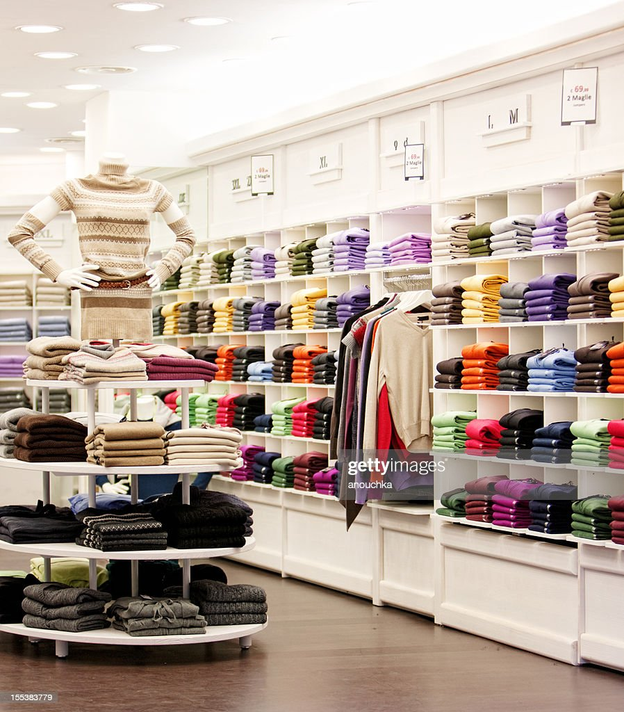 Stylish Retail Store Interior Design Ideas Nice Home Decorating. Clothing  Store Stock Photos And Pictures Getty Images