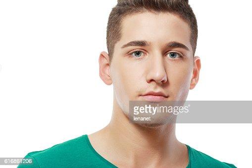 casual man portrait : Stock Photo