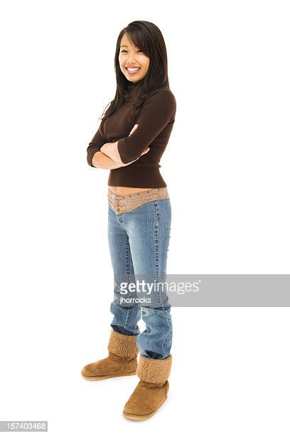 Sexy Women Wearing Boots Stock Photos and Pictures | Getty Images