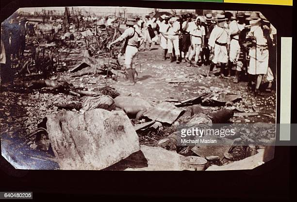 Casualties and Damage From 1923 Yokahama Earthquake and Fire