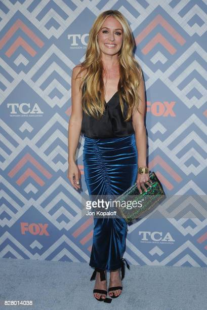 Cat Deeley arrives at the 2017 Fox Summer TCA Tour at the Soho House on August 8 2017 in West Hollywood California
