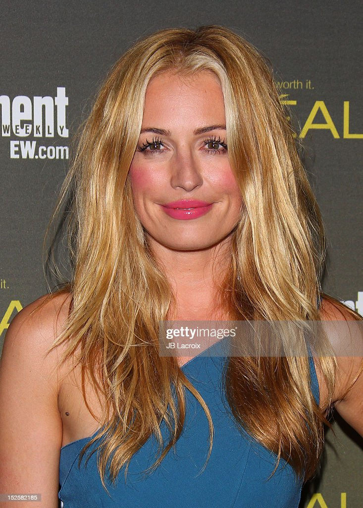 <a gi-track='captionPersonalityLinkClicked' href=/galleries/search?phrase=Cat+Deeley&family=editorial&specificpeople=202554 ng-click='$event.stopPropagation()'>Cat Deeley</a> attends the 2012 Entertainment Weekly Pre-Emmy Party at Fig & Olive Melrose Place on September 21, 2012 in West Hollywood, California.