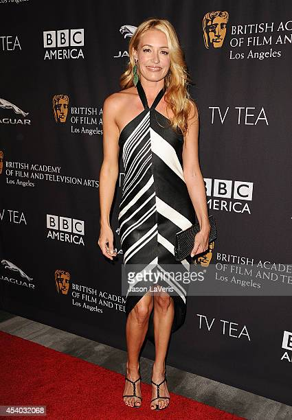 Cat Deeley attends the BAFTA Los Angeles TV Tea Party at SLS Hotel on August 23 2014 in Beverly Hills California