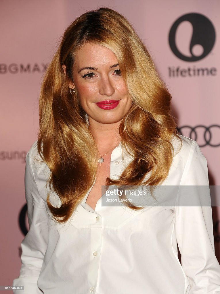Cat Deeley attends the Hollywood Reporter's 21st annual Women In Entertainment breakfast at The Beverly Hills Hotel on December 5, 2012 in Beverly Hills, California.