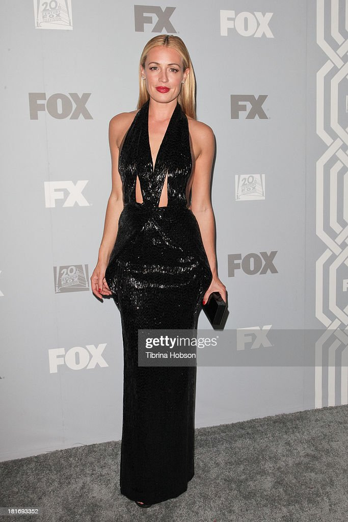 Cat Deeley attends the Twentieth Century FOX Television and FX Emmy Party at Soleto on September 22, 2013 in Los Angeles, California.