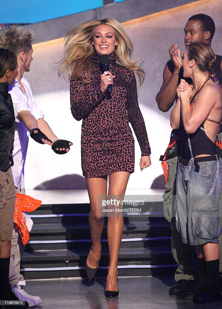 Cat Deeley host during 'So You Think You Can Dance' Season 2 Finale Show at CBS Studios in Hollywood California United States