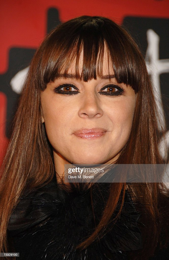Cat Power arrives at the BRIT Awards 2007 in association with MasterCard, at Earls Court 1 on February 14, 2007 in London, England.