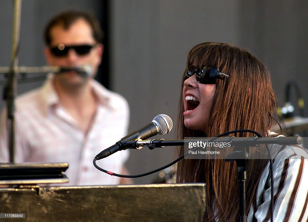 Cat Power In Concert at Castle Clinton 2003 - New York