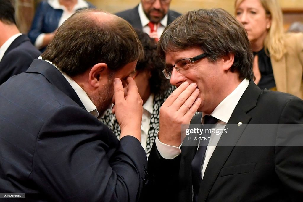 Catalan President To Make Speech To Regional Parliament