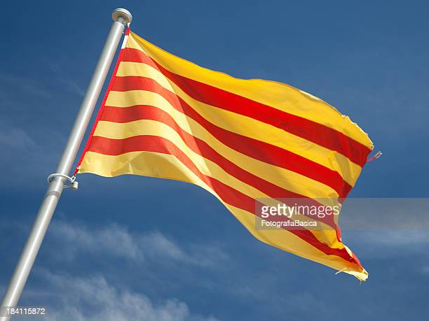 Bandera Catalonian