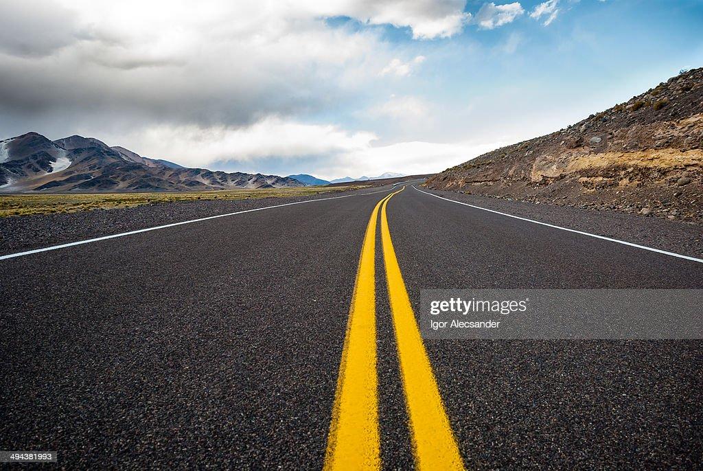 Catamarca Argentina Route 60