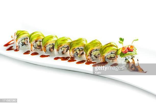 Catapillar Sushi Roll
