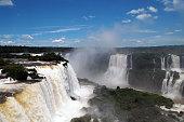 Cataratas do Iguacu / Iguazu Falls