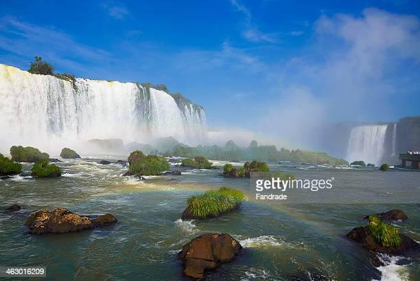 Cataratas Foz do Iguacu - Falls Foz do Iguacu