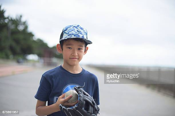 Catch, Boy baseball