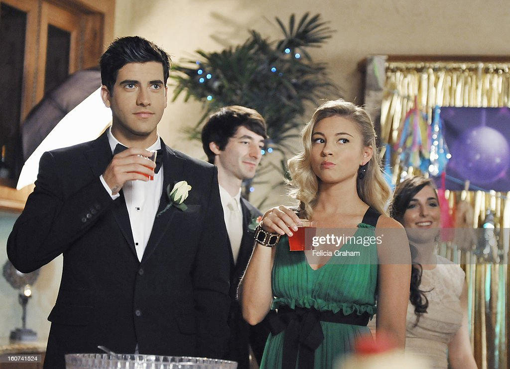 GAME - 'Catch Her In The Lie' - In the episode, 'Catch Her in the Lie,' the Flipside Formal offers Emma the chance to try and trap Rebecca and Sutton in a lie, but she needs Ethan's help to pull it off. Laurel struggles with where her loyalties lie, while Kristin makes a troubling discovery that has more significance than she realizes. Jordan continues to waffle between Laurel and Mads, and Theresa's defense of Alec threatens to drive a wedge between her and Dan. Meanwhile, Rebecca and Ted, and Alec and Kristin, each reminisce about old times in a brand-new episode of 'The Lying Game,' airing on February 12 (9:00-10:00 PM ET/PT) on ABC Family. RYAN