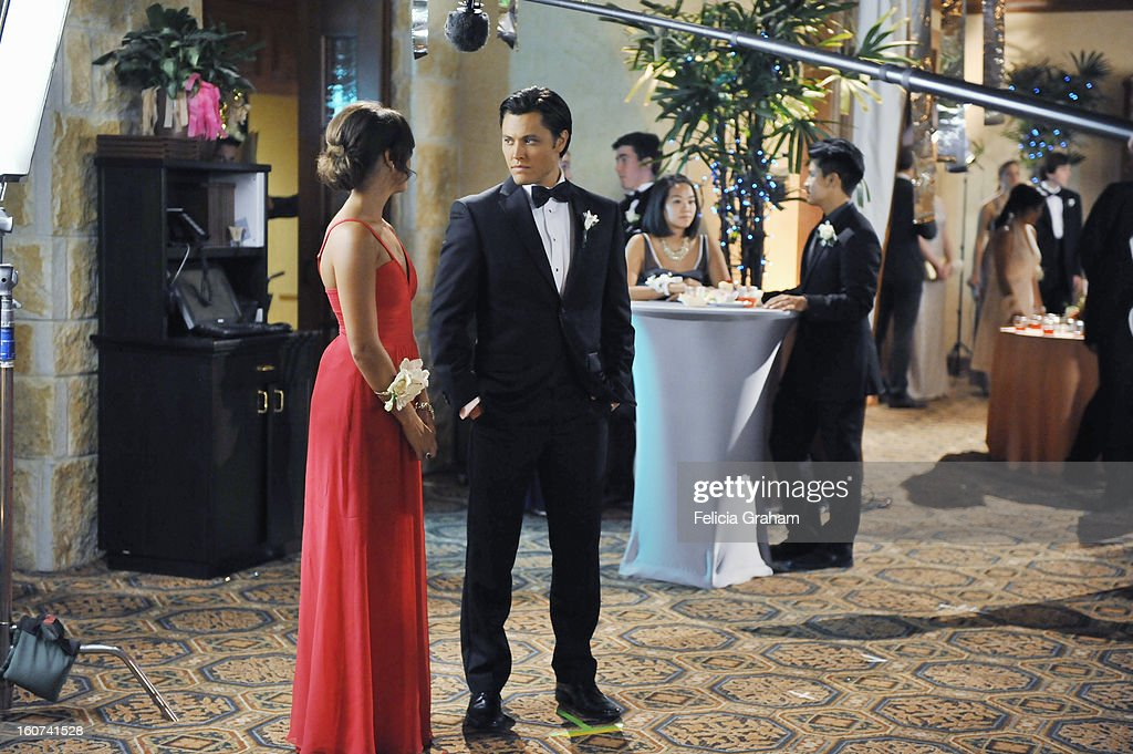 GAME - 'Catch Her In The Lie' - In the episode, 'Catch Her in the Lie,' the Flipside Formal offers Emma the chance to try and trap Rebecca and Sutton in a lie, but she needs Ethan's help to pull it off. Laurel struggles with where her loyalties lie, while Kristin makes a troubling discovery that has more significance than she realizes. Jordan continues to waffle between Laurel and Mads, and Theresa's defense of Alec threatens to drive a wedge between her and Dan. Meanwhile, Rebecca and Ted, and Alec and Kristin, each reminisce about old times in a brand-new episode of 'The Lying Game,' airing on February 12 (9:00-10:00 PM ET/PT) on ABC Family. BLAIR