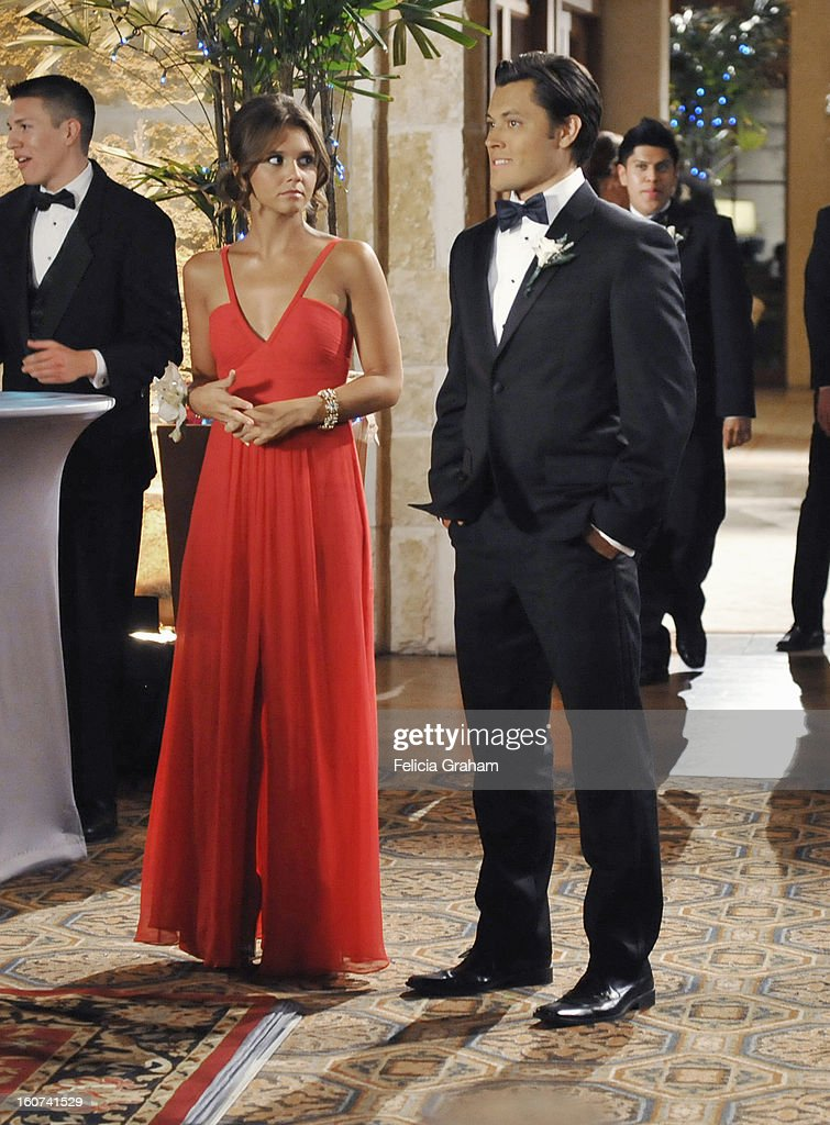 GAME - 'Catch Her In The Lie' - In the episode, 'Catch Her in the Lie,' the Flipside Formal offers Emma the chance to try and trap Rebecca and Sutton in a lie, but she needs Ethan's help to pull it off. Laurel struggles with where her loyalties lie, while Kristin makes a troubling discovery that has more significance than she realizes. Jordan continues to waffle between Laurel and Mads, and Theresa's defense of Alec threatens to drive a wedge between her and Dan. Meanwhile, Rebecca and Ted, and Alec and Kristin, each reminisce about old times in a brand-new episode of 'The Lying Game,' airing on February 12 (9:00-10:00 PM ET/PT) on ABC Family. ALEXANDRA