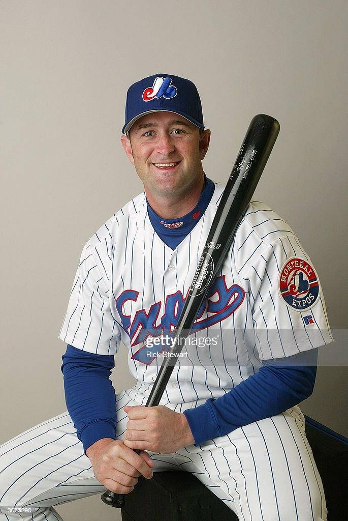 Montreal Expos Photo Day