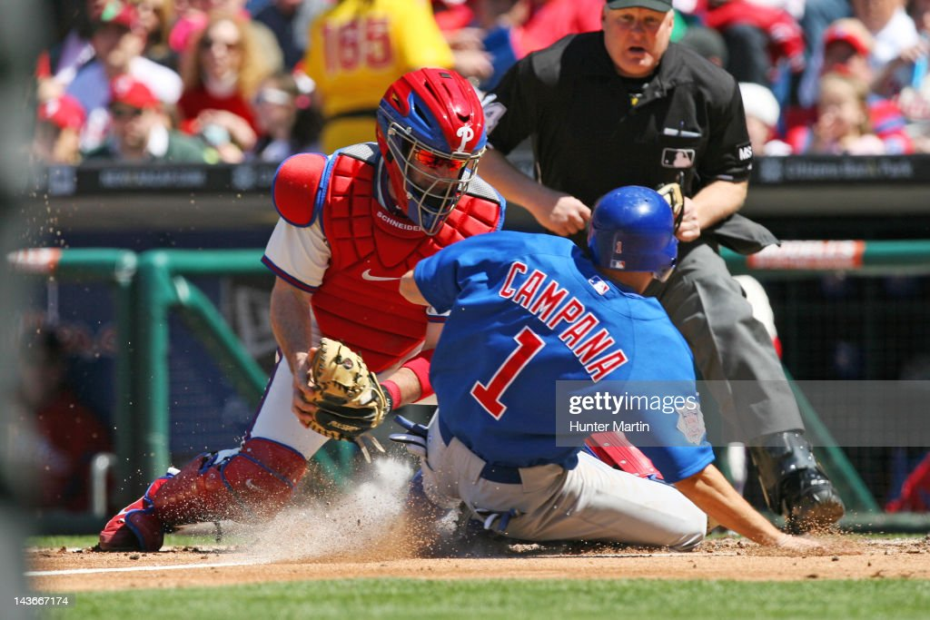 Chicago Cubs v Philadelphia Phillies