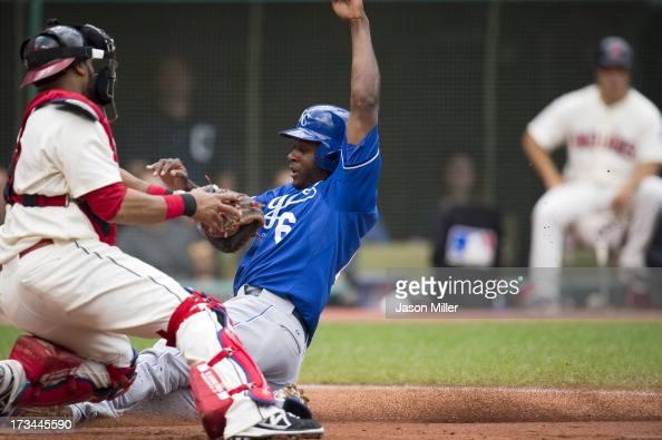 Carlos Ossa Escobar Detail: Kansas City Royals V Cleveland Indians Photos And Images