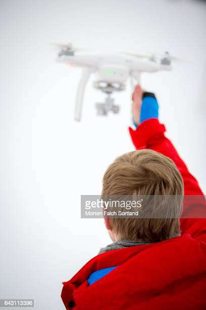 Catching a drone