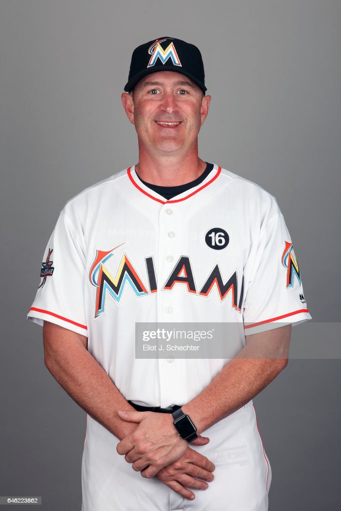 Miami Marlins Photo Day