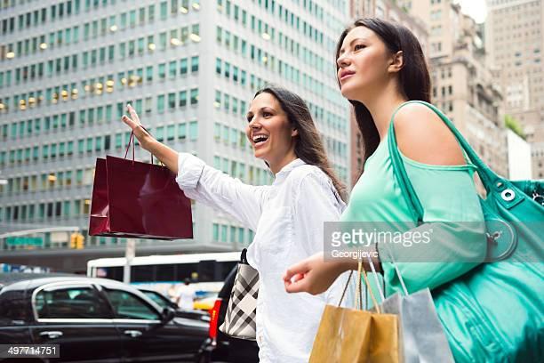 Attraper un taxi