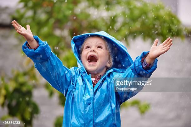 Regardant la pluie