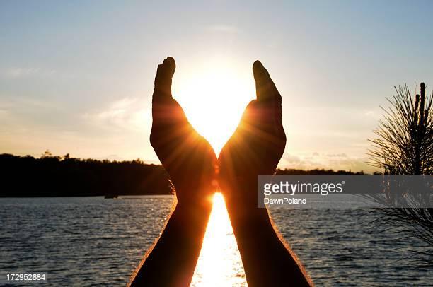 Catching The Sun (XL)