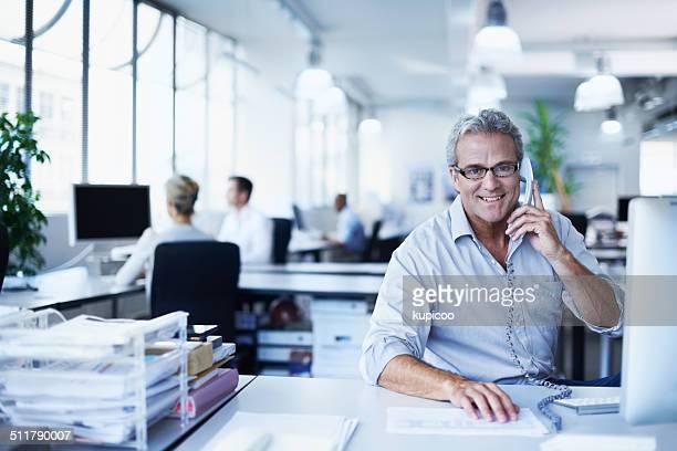 クライアントとのミーティング