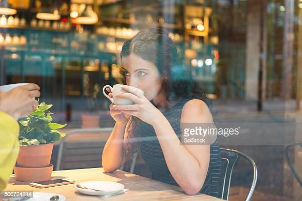 ご友人との語らいや、コーヒー