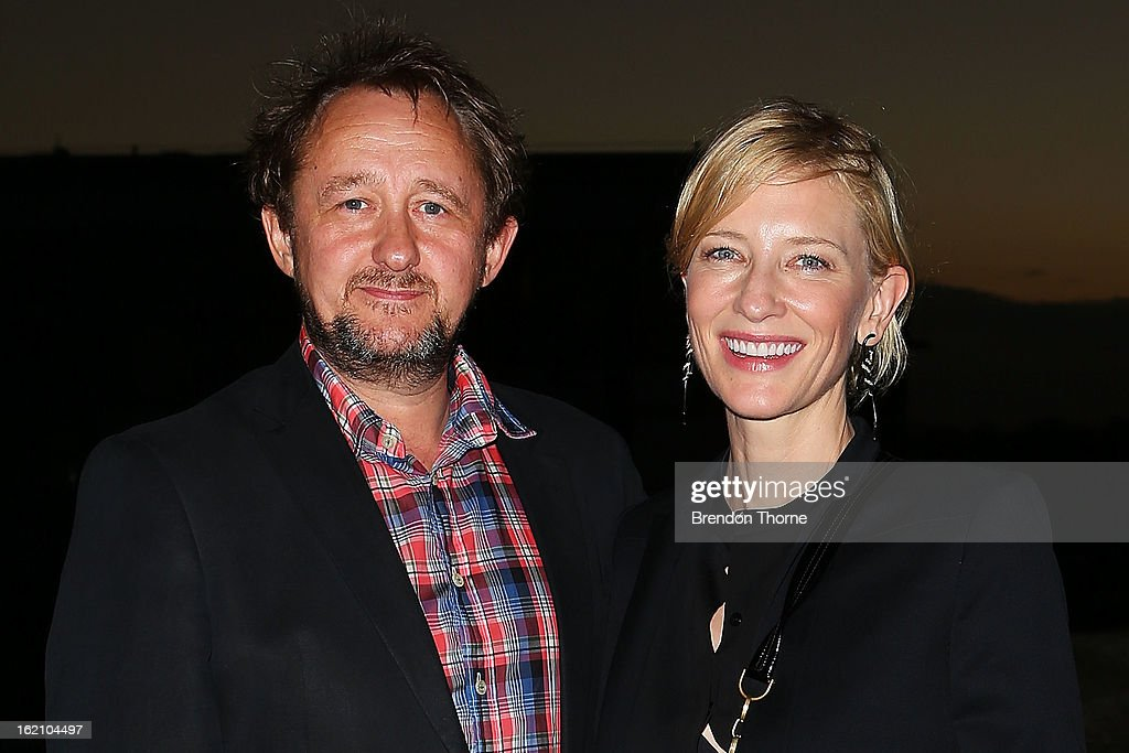 <a gi-track='captionPersonalityLinkClicked' href=/galleries/search?phrase=Cate+Blanchett&family=editorial&specificpeople=201621 ng-click='$event.stopPropagation()'>Cate Blanchett</a> and <a gi-track='captionPersonalityLinkClicked' href=/galleries/search?phrase=Andrew+Upton&family=editorial&specificpeople=213980 ng-click='$event.stopPropagation()'>Andrew Upton</a> attend the opening night of Mrs Warren's Profession at Sydney Theatre Company on February 19, 2013 in Sydney, Australia.