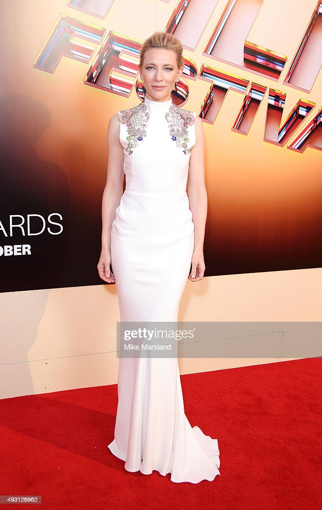 BFI London Film Festival Awards - Red Carpet Arrivals