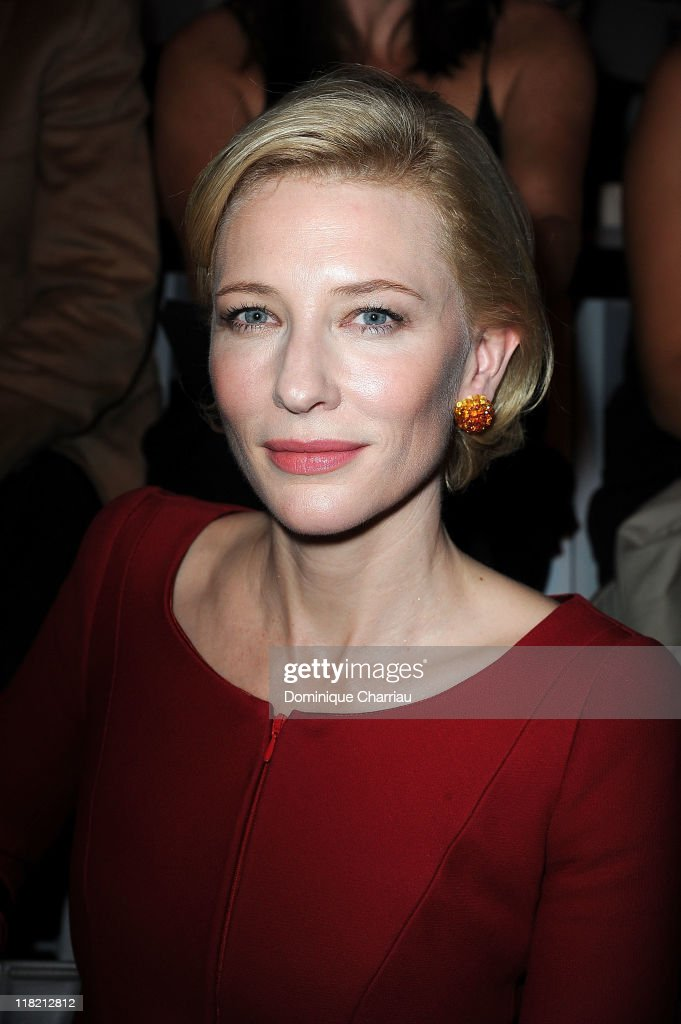 <a gi-track='captionPersonalityLinkClicked' href=/galleries/search?phrase=Cate+Blanchett&family=editorial&specificpeople=201621 ng-click='$event.stopPropagation()'>Cate Blanchett</a> attends the Giorgio Armani Prive Haute Couture Fall/Winter 2011/2012 show as part of Paris Fashion Week at Palais de Chaillot on July 5, 2011 in Paris, France.