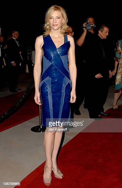 Cate Blanchett during 18th Annual Palm Springs International Film Festival Awards Gala at Palm Springs Convention Center in Palm Springs CA United...