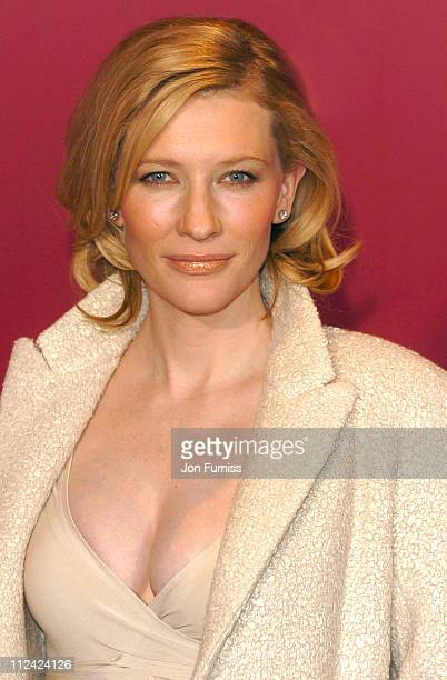 Cate Blanchett during 2004 Berlin Film Festival Screening of 'The Missing' Arrivals in Berlin Germany