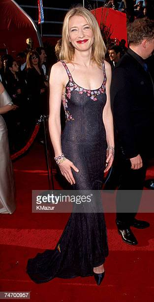 Cate Blanchett during 71st Annual Academy Awards Arrivals at the Dorothy Chandler Pavilion in Los Angeles CA